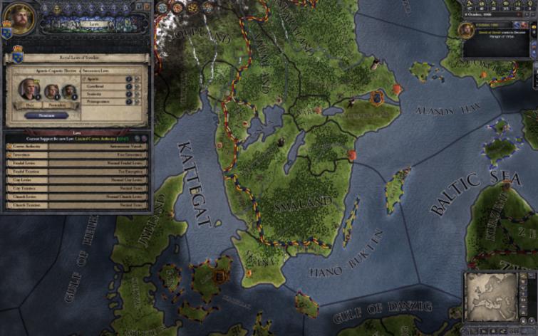 Screenshot 7 - Crusader Kings II