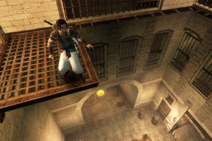 Screenshot 2 - Prince of Persia: The Sands of Time