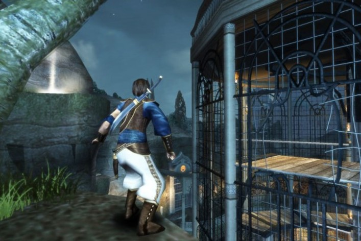 Screenshot 4 - Prince of Persia: The Sands of Time