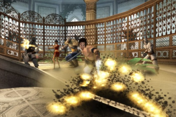 Screenshot 3 - Prince of Persia: The Sands of Time