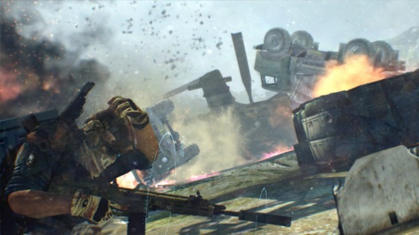 Screenshot 4 - Tom Clancy's Ghost Recon: Future Soldier