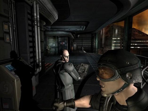 Screenshot 3 - Doom 3