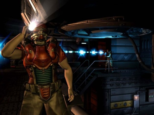 Screenshot 6 - Doom 3