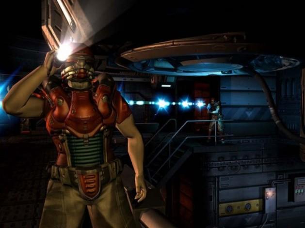 Screenshot 6 - Doom 3