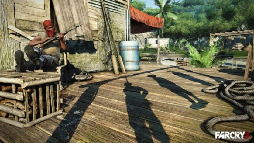 Screenshot 4 - Far Cry 3 Deluxe Edition