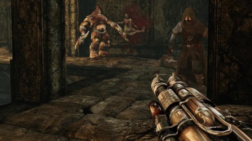 Screenshot 7 - Painkiller Hell & Damnation: Full Metal Rocket