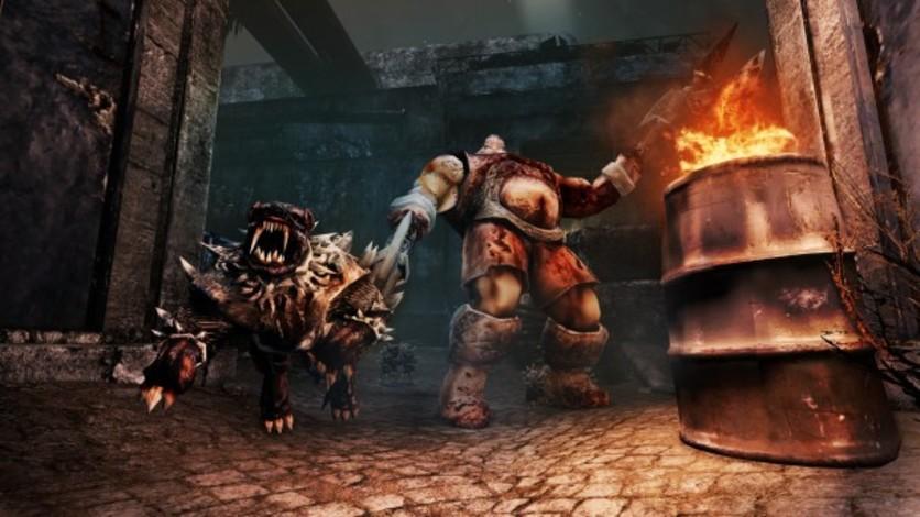 Screenshot 5 - Painkiller Hell & Damnation: Full Metal Rocket