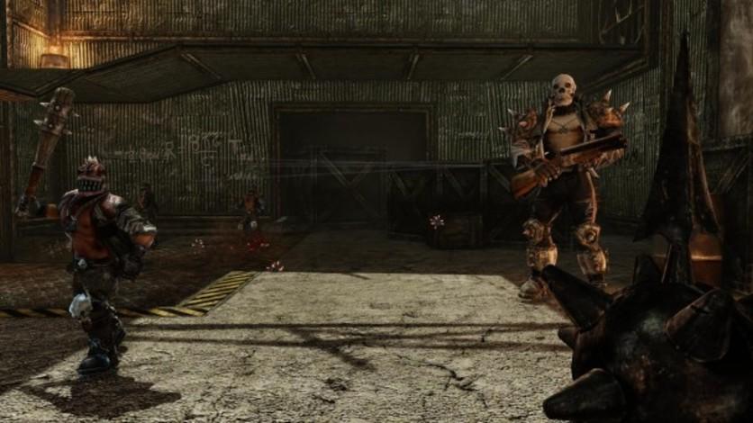 Screenshot 2 - Painkiller Hell & Damnation: Full Metal Rocket