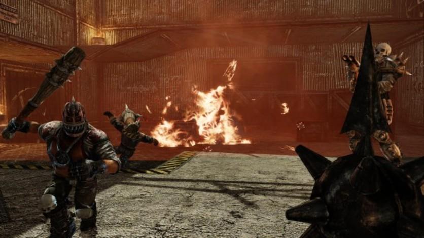 Screenshot 3 - Painkiller Hell & Damnation: Full Metal Rocket