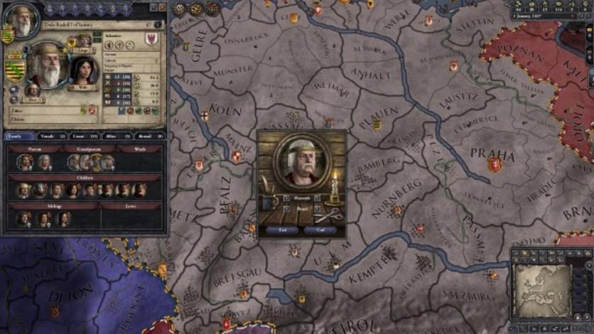 Screenshot 6 - Crusader Kings II: Customization Pack