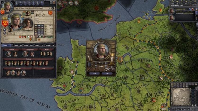Screenshot 9 - Crusader Kings II: Customization Pack