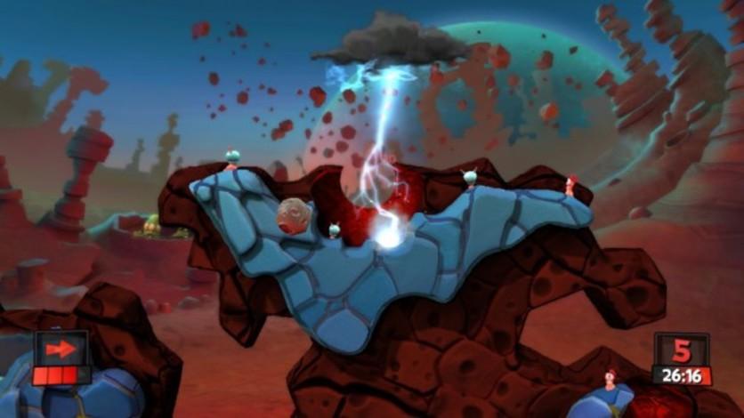 Screenshot 4 - Worms Revolution - Season Pass