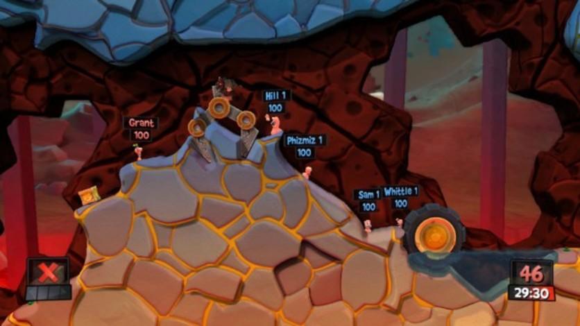 Screenshot 2 - Worms Revolution - Season Pass