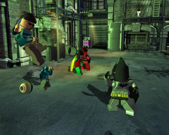 Screenshot 2 - LEGO Batman