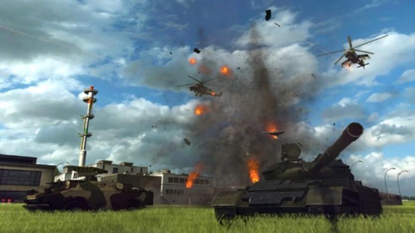 Screenshot 4 - Wargame: European Escalation