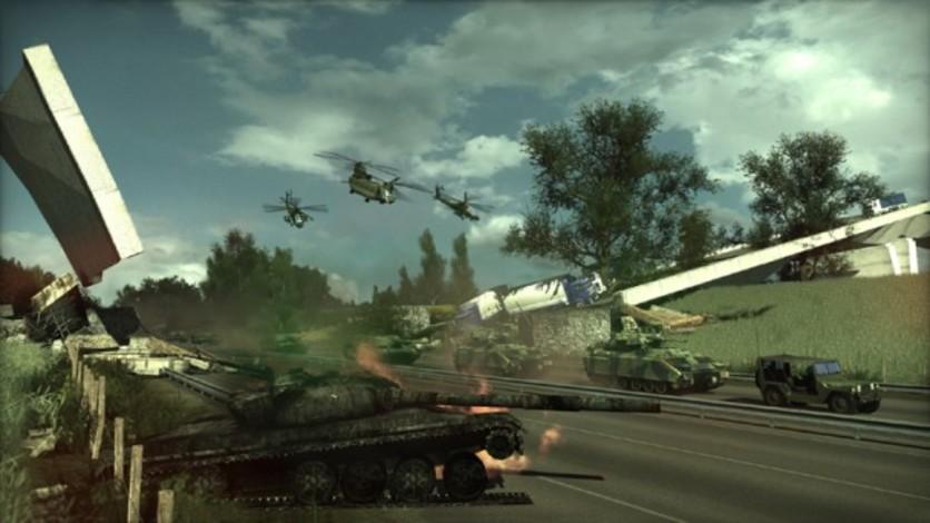 Screenshot 5 - Wargame: European Escalation