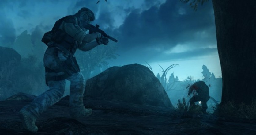 Screenshot 3 - Tom Clancy's Ghost Recon Future Soldier - Raven Strike