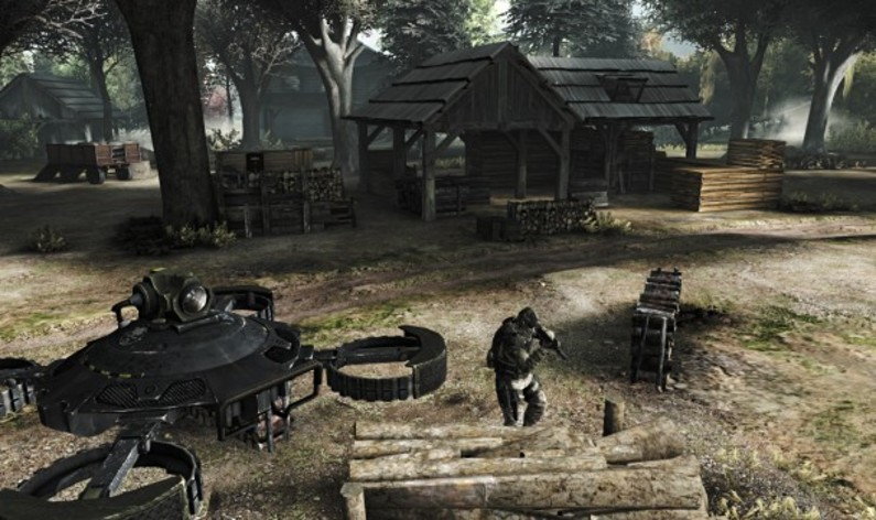 Screenshot 1 - Tom Clancy's Ghost Recon Future Soldier - Raven Strike