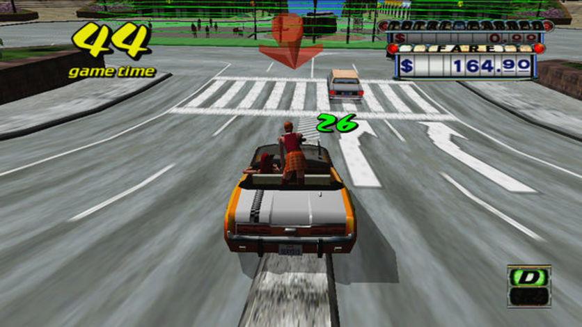 Screenshot 1 - Crazy Taxi™