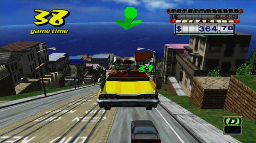 Screenshot 3 - Crazy Taxi™