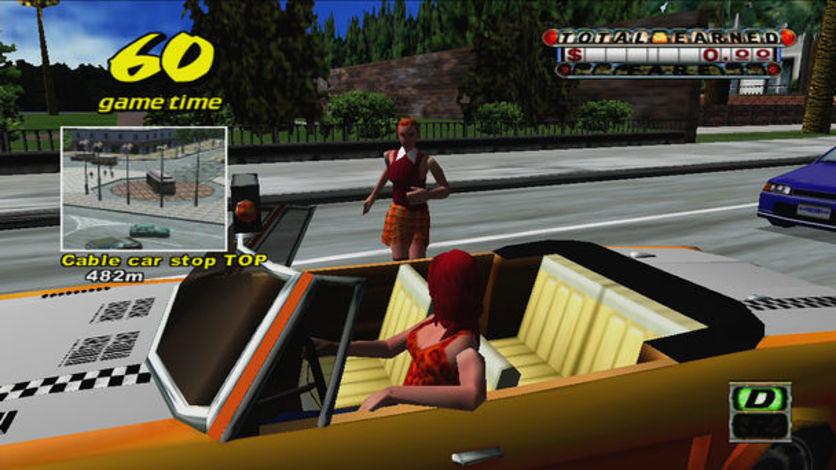 Screenshot 2 - Crazy Taxi™