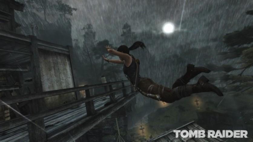 Screenshot 3 - Tomb Raider