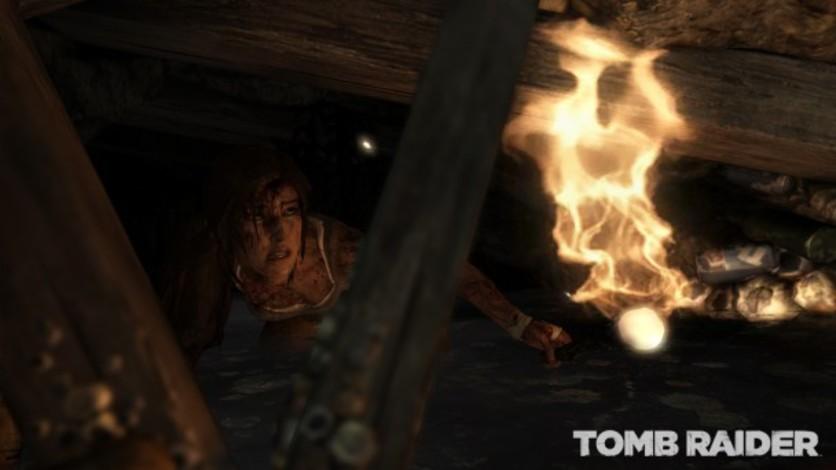 Screenshot 5 - Tomb Raider