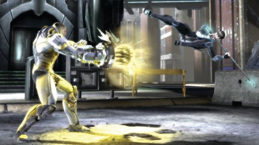 Screenshot 5 - Injustice: Gods Among Us Ultimate Edition