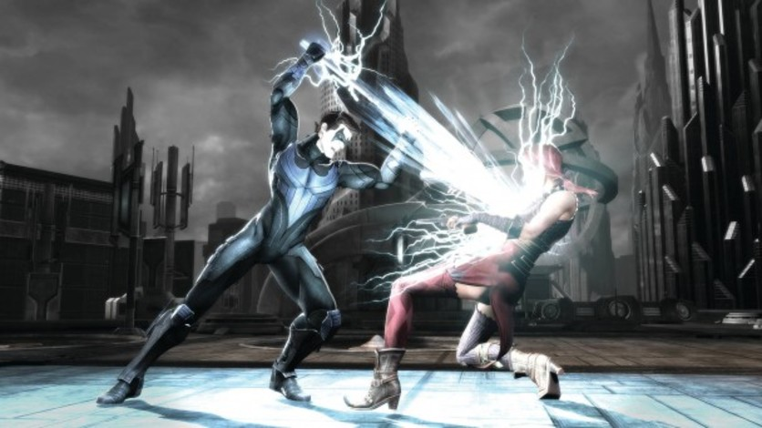 Screenshot 4 - Injustice: Gods Among Us Ultimate Edition