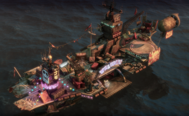 Screenshot 6 - Anno 2070