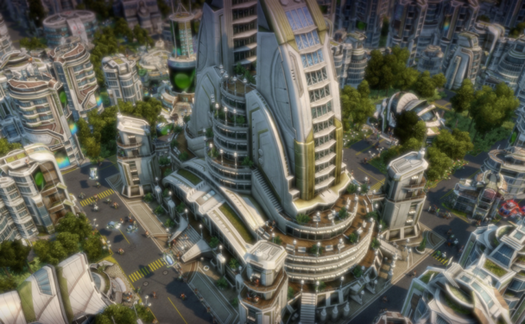Screenshot 7 - Anno 2070