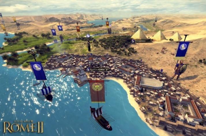 Screenshot 25 - Total War: ROME II - Emperor Edition