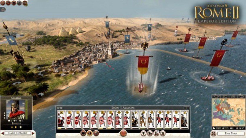 Screenshot 18 - Total War: ROME II - Emperor Edition