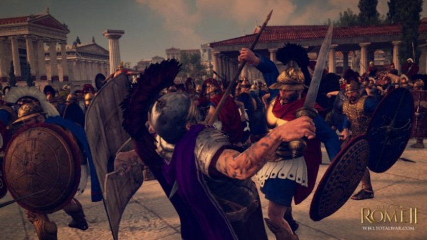 Screenshot 4 - Total War: ROME II - Emperor Edition
