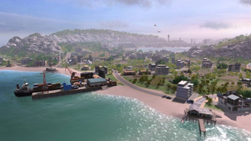 Screenshot 1 - Tropico 4: Voodoo