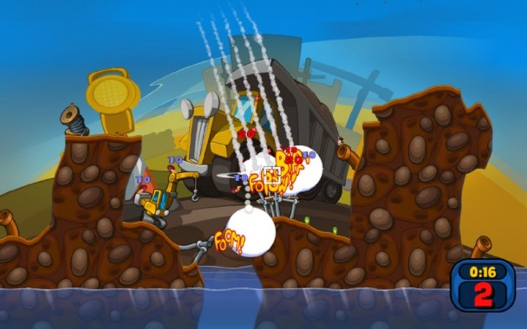 worms reloaded multiplayer free