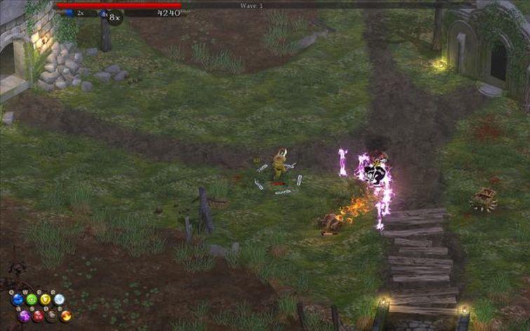Screenshot 6 - Magicka: Marshlands