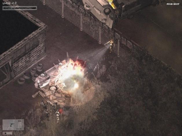 Screenshot 2 - Zombie Shooter 2