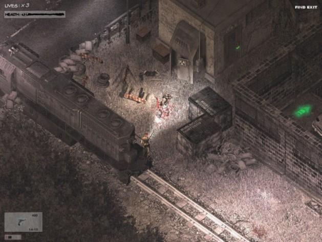 Screenshot 3 - Zombie Shooter 2