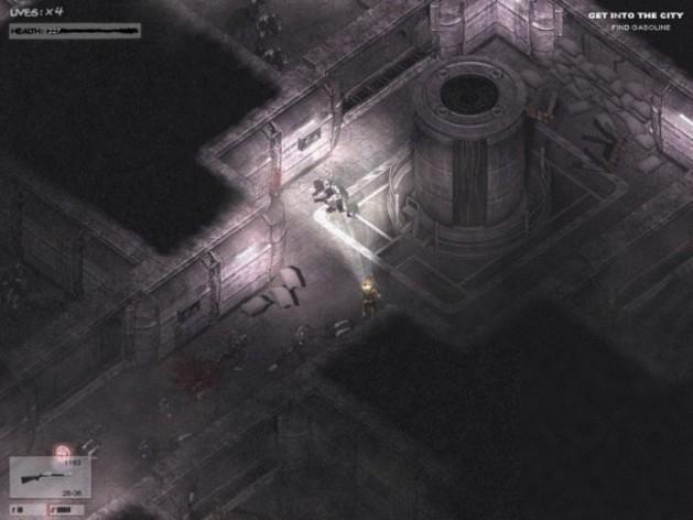 Screenshot 5 - Zombie Shooter 2