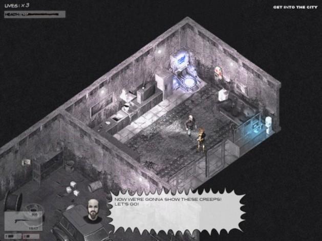 Screenshot 9 - Zombie Shooter 2