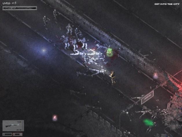Screenshot 6 - Zombie Shooter 2