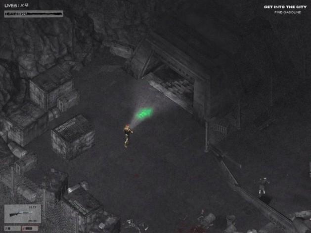 Screenshot 4 - Zombie Shooter 2