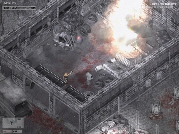 Screenshot 10 - Zombie Shooter 2