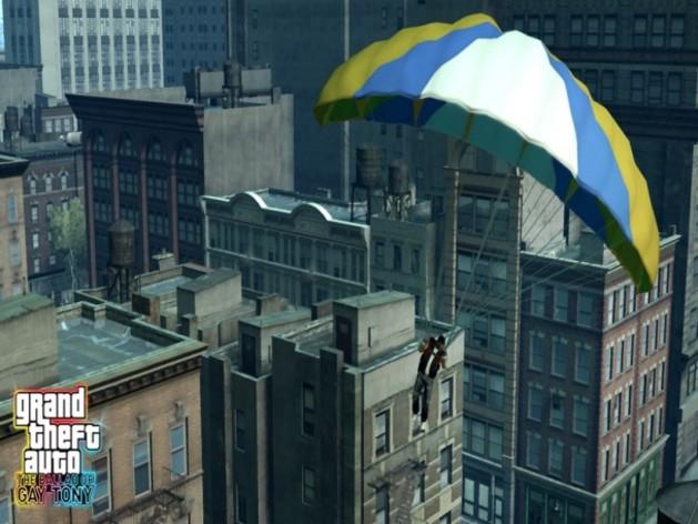 Screenshot 2 - Grand Theft Auto IV: The Ballad of Gay Tony