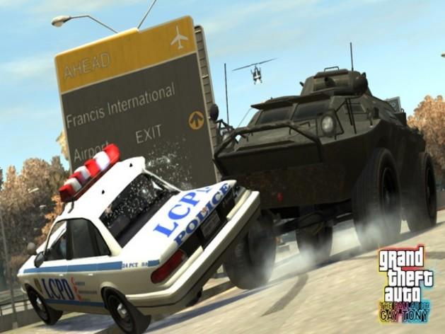 Screenshot 8 - Grand Theft Auto IV: The Ballad of Gay Tony