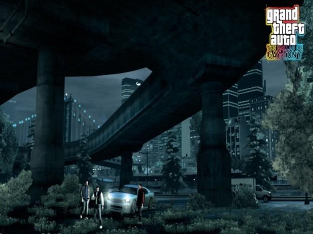 Screenshot 6 - Grand Theft Auto IV: The Ballad of Gay Tony