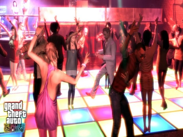 Screenshot 5 - Grand Theft Auto IV: The Ballad of Gay Tony