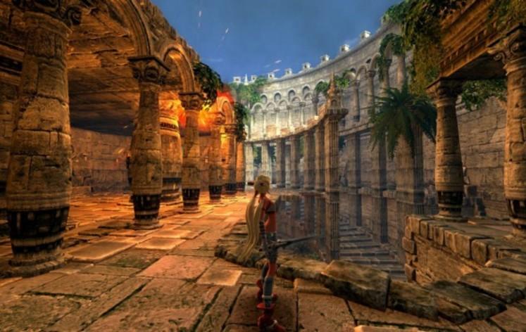 Screenshot 2 - X-Blades