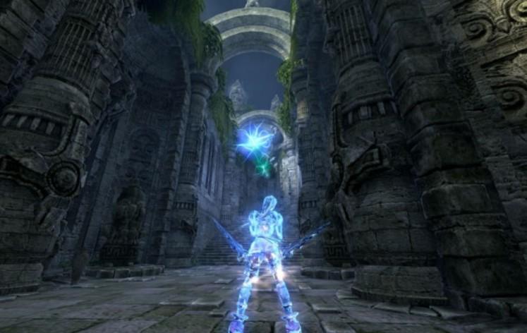 Screenshot 4 - X-Blades